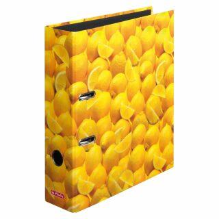 Pořadač A4/8 lamino Citrony