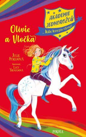 Olivie a Vločka - Julie Sykesová