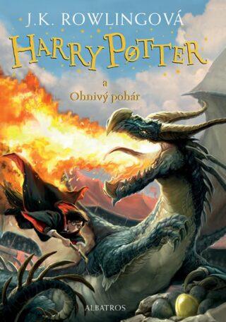 Harry Potter a Ohnivý pohár (defektní) - Joanne K. Rowlingová