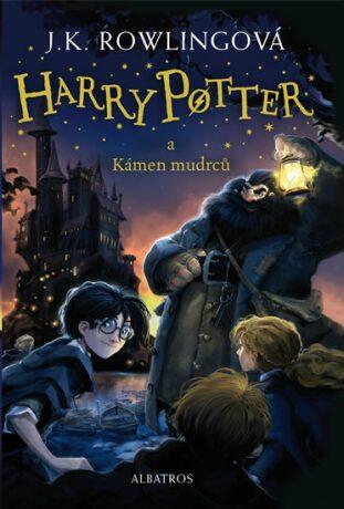 Harry Potter a Kámen mudrců (defektní) -