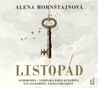 Listopád - Alena Mornštajnová