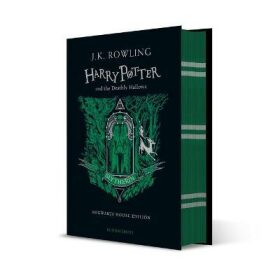 Harry Potter and the Deathly Hallows - Slytherin Edition - Joanne K. Rowlingová