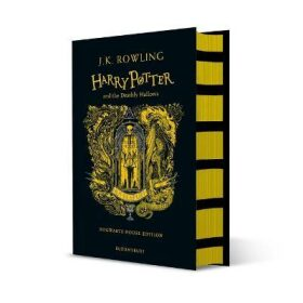 Harry Potter and the Deathly Hallows - Hufflepuff Edition - Joanne K. Rowlingová