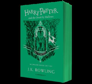 Harry Potter and the Deathly Hallows - Slytherin Edition - Joanne K. Rowlingová