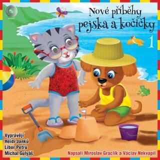 Nové příběhy pejska a kočičky - Miroslav Graclík