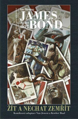 James Bond: Žít a nechat zemřít - Ian Fleming, Jensen Van