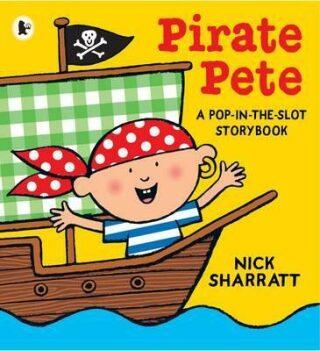 Pirate Pete - Sharrett Pete