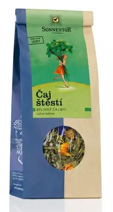 Čaj štěstí bio (bylinný, sypaný, 50g)