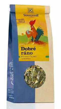Dobré ráno bio (čaj, sypaný, 50g)