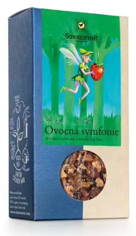 Ovocná symfonie bio (čaj, aromatizovaný, sypaný, 100g)