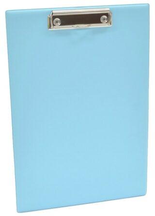 Jednodeska A4 lamino pastel modrá