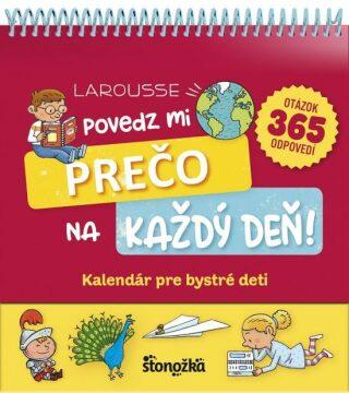 Povedz mi prečo na každý deň (slovensky) - Isabelle Fougerová