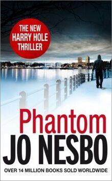 Phantom (defektní) - Jo Nesbø