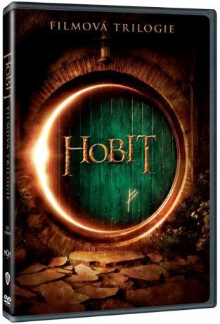 Hobit kolekce 1.-3. - DVD
