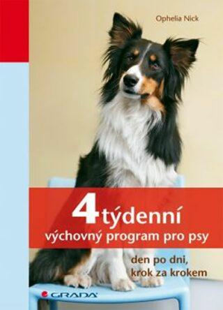 4týdenní výchovný program pro psy - Nick Ophelia