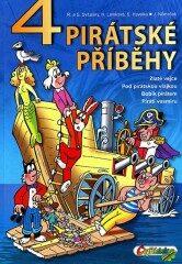 4 pirátské příběhy - brož. - Kolektiv