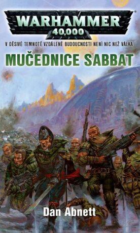 Mučednice Sabbat - Abnett Dan