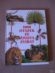 1000 otázek ze života zvířat -