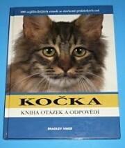 Kočka kniha otázek a odpovědí - Bradley Viner