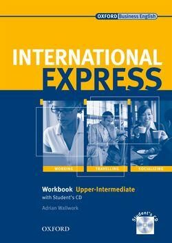 INTERNATIONAL EXPRESS UPPER-INTERMEDIATE WORKBOOK+CD