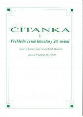 Čítanka k Přehledu české literatury 20. století - Vladimír Prokop