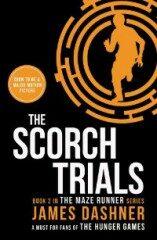 MR:Scorch Trials - James Dashner