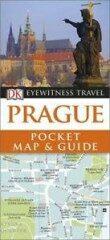 Prague Pocket Map & Guide 2016 Eyewitness Travel - Dorling Kindersley