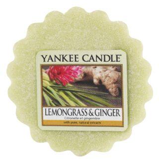 Vonný vosk do aromalampy - Lemongrass and Ginger