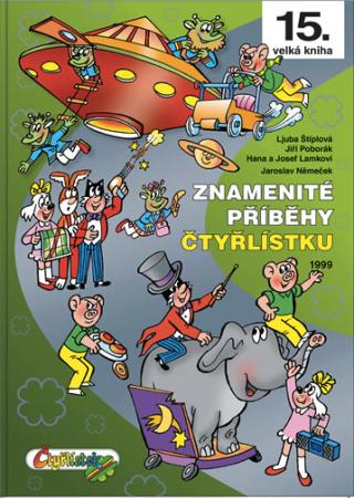 Znamenité příběhy Čtyřlístku 1999 - Kolektiv