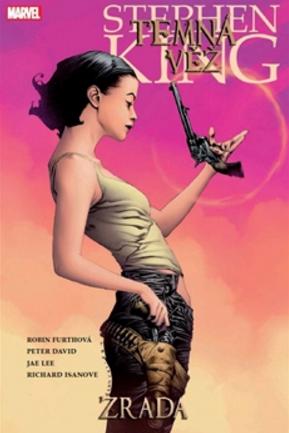 Temná věž 3 - Zrada - Stephen King