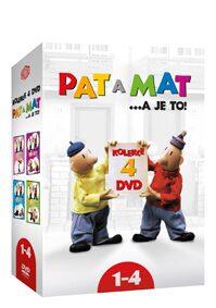 Pat a Mat 1-4 - neuveden