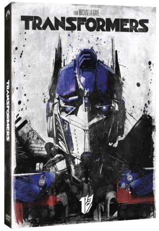 Transformers - Edice 10 let - DVD