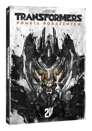 Transformers: Pomsta poražených - Edice 10 let - DVD