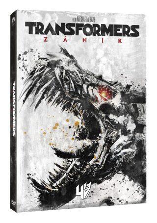 Transformers: Zánik - Edice 10 let - DVD