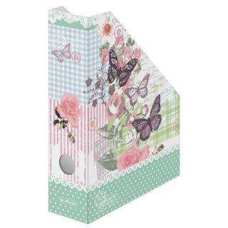 Box na katalogy A4 7cm - Ladylike - motýl