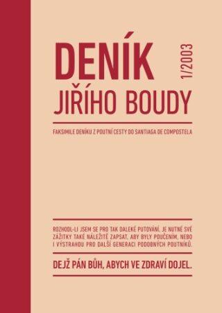 Deník Jiřího Boudy - Jiří Bouda