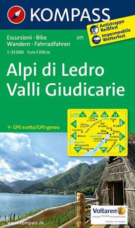 Alpi di Ledro  071  NKOM - neuveden