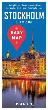 Stockholm Easy Map - neuveden