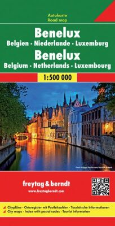 FB Benelux 1:500 000 -