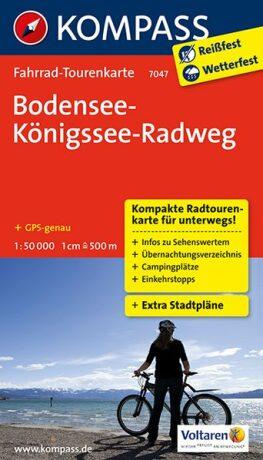 Bodensee-Königssee-Radweg  7047  NKOM - neuveden