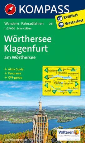 Wörther See Klagenfurt 061    NKOM 1:25T - neuveden