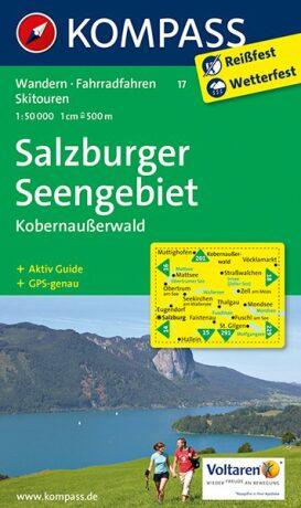 Salzburger Seen 17  NKOM - neuveden