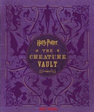 Harry Potter - The Creature Vault - Jody Revensonová
