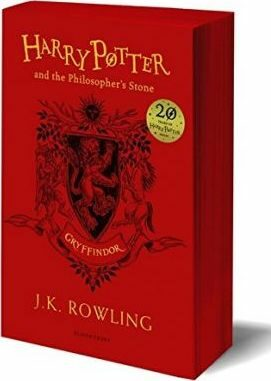 Harry Potter and the Philosopher's Stone – Gryffindor Edition - Joanne K. Rowlingová