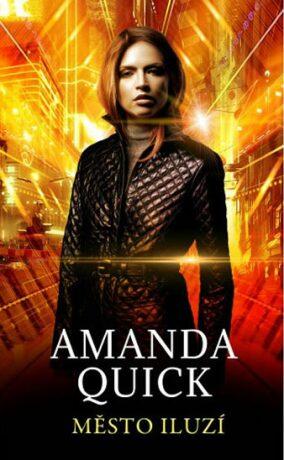 Město iluzí - Amanda Quick