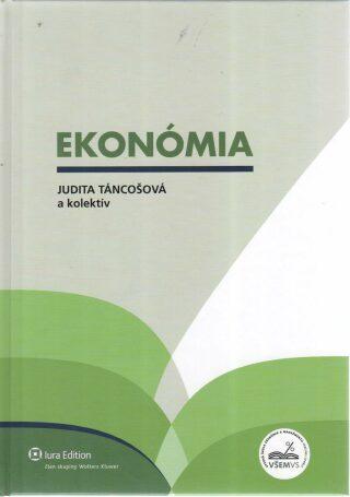 Ekonómia - Judita Táncošová