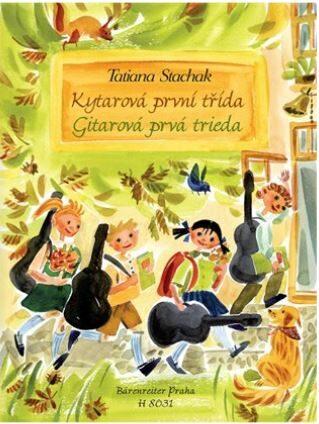 Kytarová první třída - Tatiana Stachak
