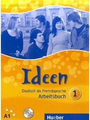 Ideen 1: Arbeitsbuch mit Audio-CD zum Arbeitsbuch - Herbert Puchta, Dr. Wilfried Krenn