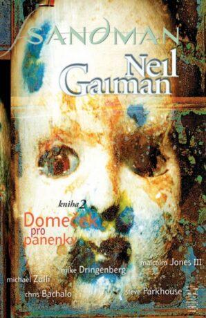 Domeček pro panenky - Neil Gaiman