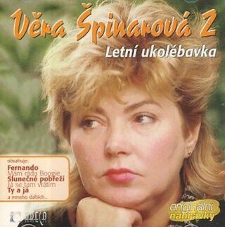 Letní ukolébavka - CD - Věra Špinarová - audiokniha